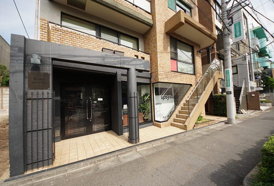 BIZARRE GALLERY TOKYO ビザールギャラリー東京(原宿・キャットストリート北)の詳細な画像です。