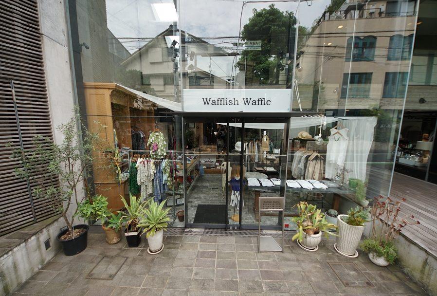 Wafflish_Waffle ワッフリッシュワッフル (原宿)