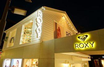 ROXY TOKYO ロキシー キャットストリート 原宿