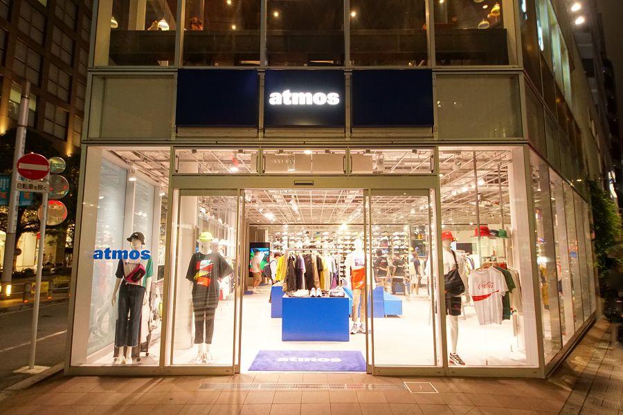 アトモス 新宿店 atmos Shinjuku