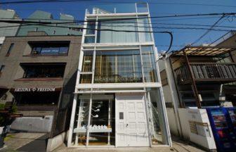 コンバース 原宿キャットストリート White atelier_BY CONVERSE (ホワイトアトリエ バイ コンバース)
