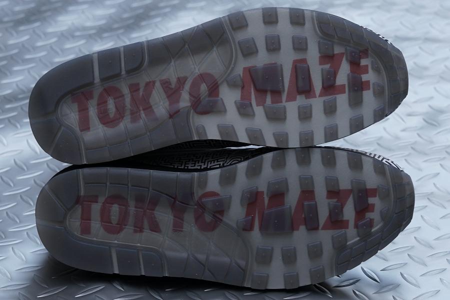 NIKE AIRMAX 1 OA YT TOKYOMAZE(エアマックス1トウキョウメイズ)宅万勇太 ソール