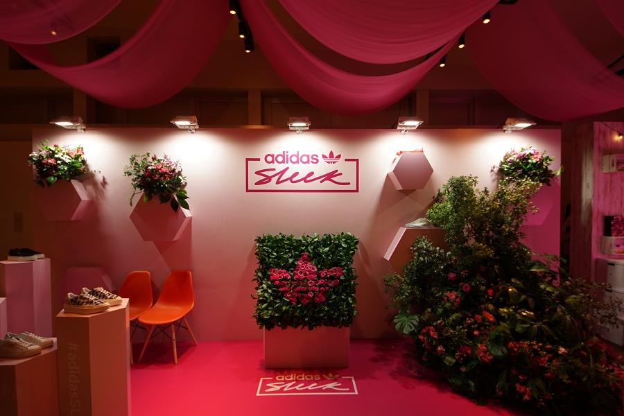 atmos pink Party(アトモス ピンク パーティー)撮影ブース