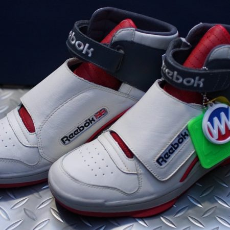 Reebok Alien Fighter Bishops(Alien Stomper)リーボック エイリアンスタンパー
