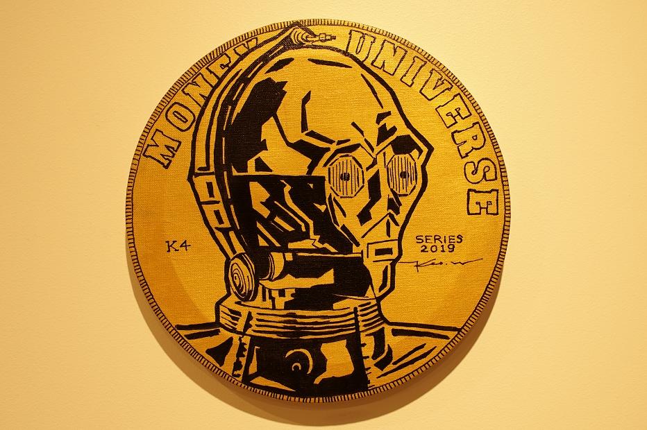 Keo.W Hidden Force Exhibition at atmos ginza(ケオ・ダブリュー スターウォーズ アトモス銀座) BEGAN OF DESIRE