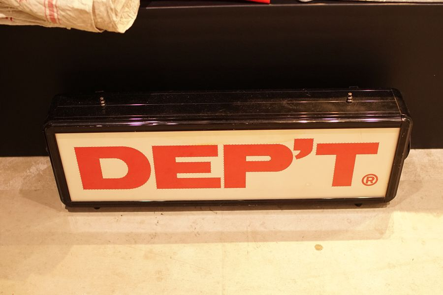 DEP'T THRIFT(デプト スリフト) ミッドナイトマーケット