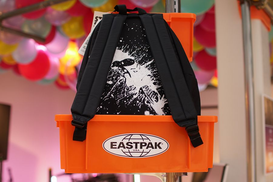 EASTPAK x REBIRTH PROJECT/STREET SMART(イーストパック リバースプロジェクト ストリートスマート) バックパック SHINPEI KASHIHARA MODEL