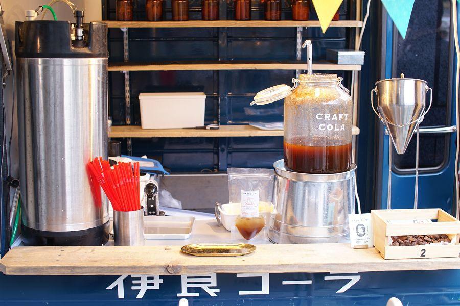 伊良コーラ(いよしコーラ) 厨房