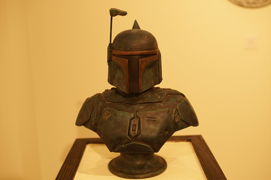 Keo.W MUSEUM COLLECtiON Boba Fett(ボバフェット)