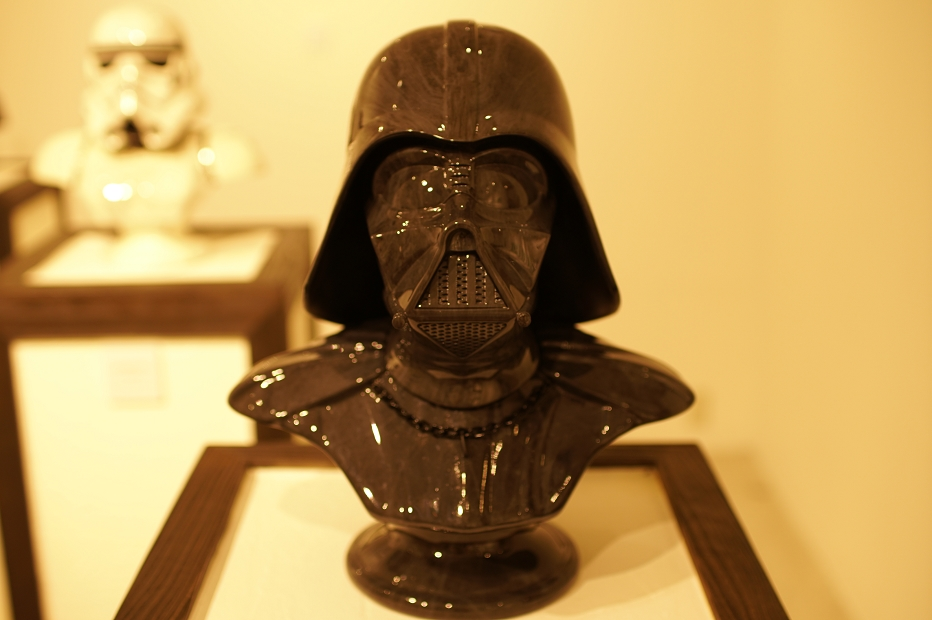 Keo.W MUSEUM COLLECtiON DARTH VADER(ダースベイダー)