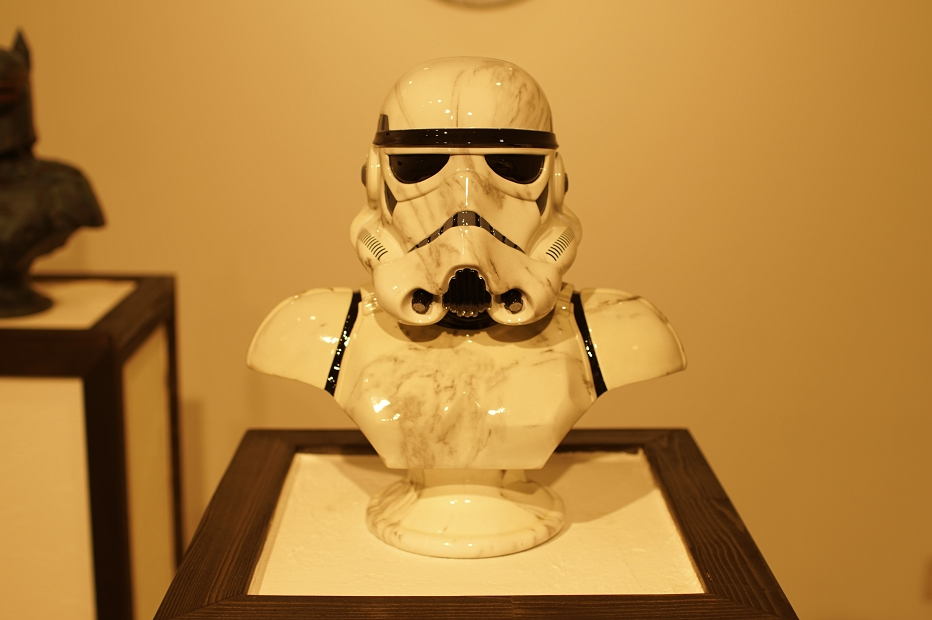 Keo.W MUSEUM COLLECtiON STORMTROOPER(ストームトルーパー)