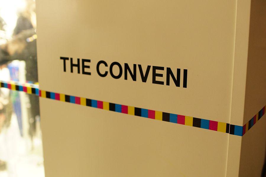 THE CONVENI ザ・コンビニ ミッドナイトマーケット