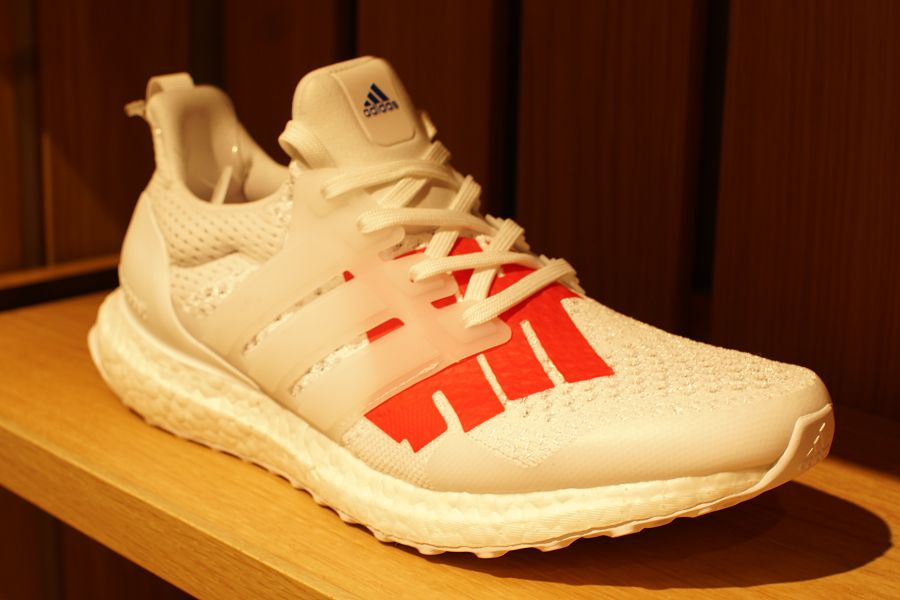 adidas x UNDEFEATED ULTRABOOST release party アディダス アンディフィーテッド ウルトラブースト