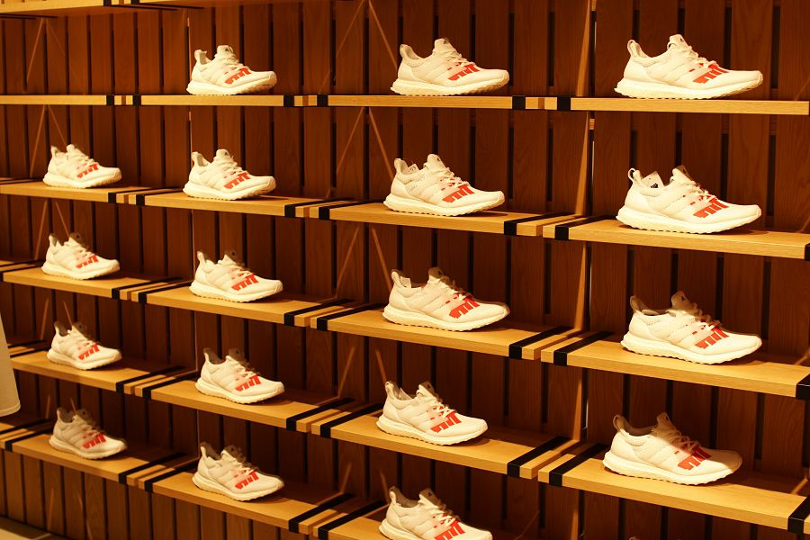 adidas x UNDEFEATED ULTRABOOST release party アディダス アンディフィーテッド ウルトラブースト リリースパーティ
