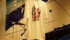 キックスラウンジ 表参道(Kicks Lounge Omotesando) リニューアル 7月 2F アパレルカスタマイゼーション Tシャツ witness noise