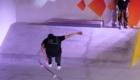 Nike SB dojo(ナイキ SB ドージョー)トリック バンク