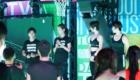 NIKE TOKYO AFTER DARK at SHIBUYA(ナイキ トーキョー アフター ダーク 渋谷) ヨガ 女子サッカー 清水 籾木