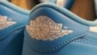 Nike SB x AIR JORDAN 1 LOW UNC(エア ジョーダン1 ロー ノースカロライナ) ヒール ジョーダンロゴ