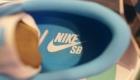 Nike SB x AIR JORDAN 1 LOW UNC(エア ジョーダン1 ロー ノースカロライナ) インソール NikeSBロゴ