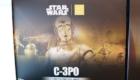 スターウォーズ スウィフトフィッシュ C-3PO (STARWARS Swiftfish PG-01 C-3PO) パッケージ
