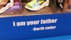 スター・ウォーズ)(STAR WARS) I am your father.(私がお前の父親だ)