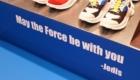スター・ウォーズ)(STAR WARS) May the force be with you.(フォースと共にあらんことを)