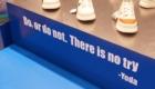 スター・ウォーズ)(STAR WARS) Do or do not. There is no try.(やるかやらないかだ。やってみるは無い)