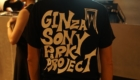 GINZA SONY PARK PROJECT Tシャツ