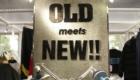 ラコステ ポップアップストア LACOSTE OLD meets NEW!! ロゴ