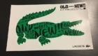 LACOSTE(ラコステ) ポップアップ OLD meets NEW ステッカー