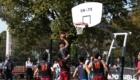 ALLDAY 2019 バスケットボール 試合の様子