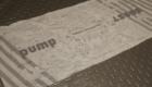 Reebok INSTAPUMP FURY BOOST prototype (リーボック インスタポンプ フューリー ブースト プロトタイプ) 包み紙 デザイン