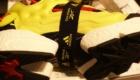 インスタポンプ フューリー ブースト シトロン ファーストカラー(Instapump Fury BOOST citron) ソール部分 カーボンシャンク