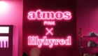 lilybyred_x_atmos pink アトモスコン(atmoscon) ブース