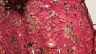 シャネル マドモアゼル プリヴェ展 天王洲アイル CHANEL MADENOISELLE PRIVE 赤 レッド 刺繍