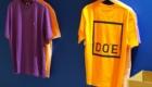 ATMOS x DOE Tシャツ