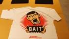 ベイト BAIT x PUNK DRUNKERS PDSxBAIT Tシャツ