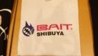 ベイト BAIT SHIBUYA 渋谷 Tシャツ