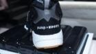 インスタポンプ フューリー ブースト(Instapump Fury Boost) ブラック&ホワイト Black & White 黒/ブラック