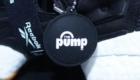 インスタポンプ フューリー ブースト(Instapump Fury Boost) ブラック&ホワイト Black & White 黒/ブラック キーホルダー THE pump