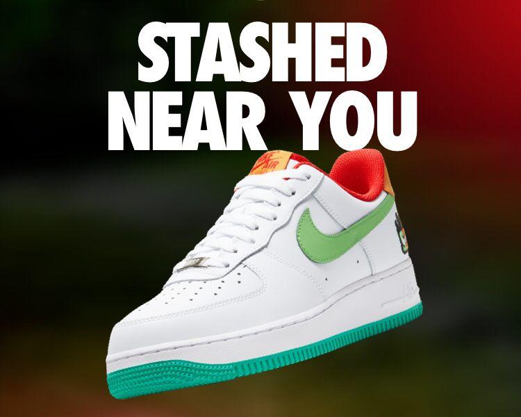 SNKRS SHARED STASH (SNKRS SHARED STASHSTASH NEAR YOU)