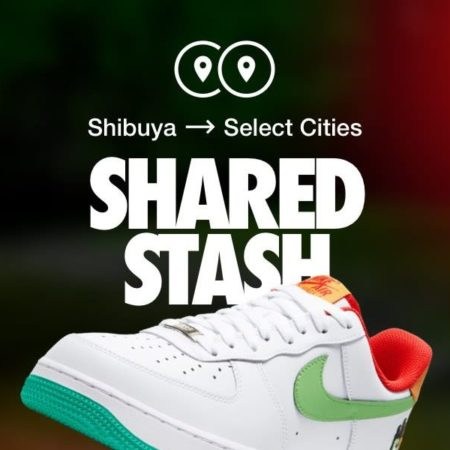 SNKRS SHARED STASH