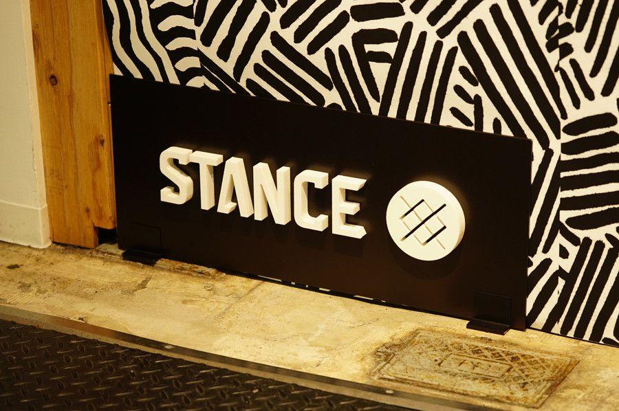 STANCE(スタンス) ソックス ポップアップストア@山男フットギア