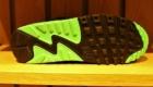 エアマックス90 アンディフィーテッド AIR MAX 90 UNDEFEATED ブラック/グリーン 黒/緑 ソール