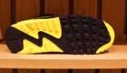 エアマックス90 アンディフィーテッド AIR MAX 90 UNDEFEATED ブラック/イエロー 黒/黄色 ソール
