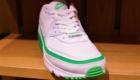 エアマックス90 アンディフィーテッド AIR MAX 90 UNDEFEATED ホワイト/グリーン 白/緑