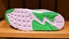 エアマックス90 アンディフィーテッド AIR MAX 90 UNDEFEATED ホワイト/グリーン 白/緑 ソール