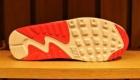 エアマックス90 アンディフィーテッド AIR MAX 90 UNDEFEATED ホワイト/レッド 白/赤 ソール