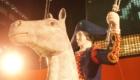 エルメス 騎士 騎馬像 花火師