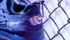 ASICS GEL-LYTE 3 ミタスニーカーズ BEAMS(ビームス) Souvenir Jacket(スーベニア ジャケット) ネイビー アシックス ゲルライト 3